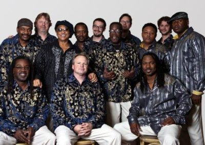 Earth, Wind & Fire Experience featuring Al McKay | USA