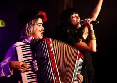 EastEnd Cabaret – Musical Cabaret | London| UK