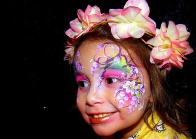 Erica – Face Painter | Mold| North Wales| UK
