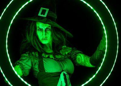 Evolution Halloween Characters – Walkabout Characters | London | UK