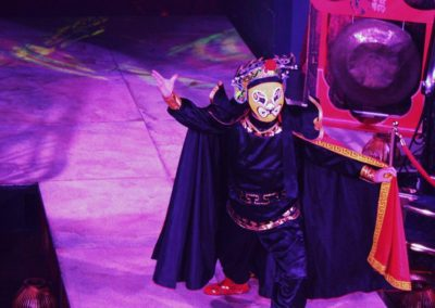 Face Changer – Chinese Circus Act | London| UK