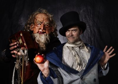 Fagin & Dodge – Victorian Characters | Lancashire | UK