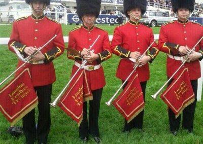 Fanfare Trumpeters – Trumpeters | Surrey| South East| UK
