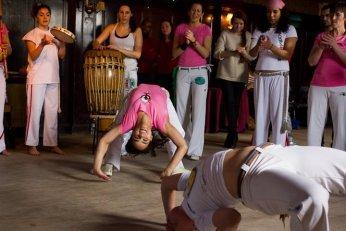 Brazilian: Female Capoeira Dancers | UK