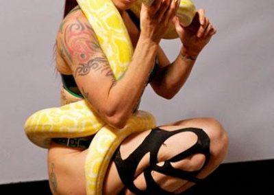 Fenya – Snake Dancer | UK