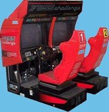 Ferrari 355 Twin – Arcade Game | UK