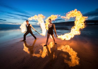 Fire Swing – Fire Stage Show | UK