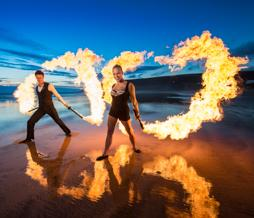 Fire Swing – Fire Stage Show | Bristol | South West | UK