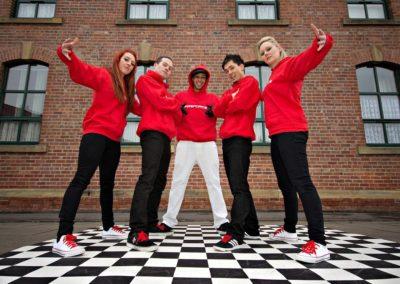 Fireforce – Street & Break Dancers   UK