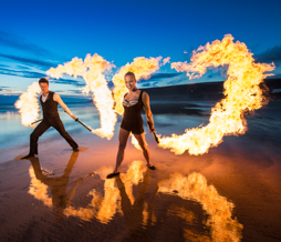 Fire Swing – Fire Stage Show