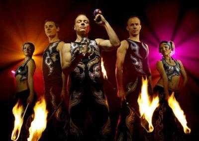 Flame Oz – Fire Show | England | UK