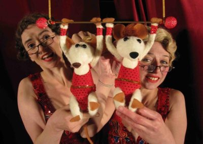 Flights of Fondant Fancy – Puppet Show | UK