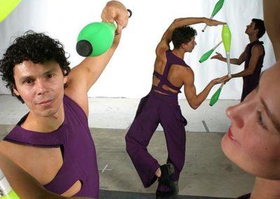 Gandini – Juggling Show | London| UK