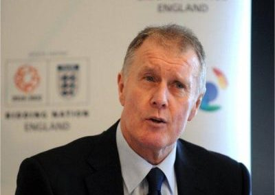 Geoff Hurst | Motivational Speaker- Sport | UK