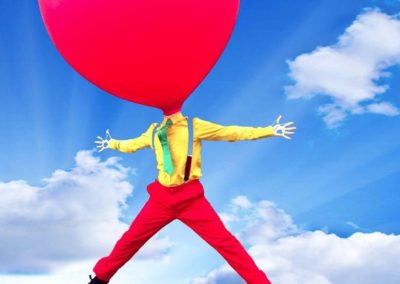 Giant Balloon Show – Family Show | UK