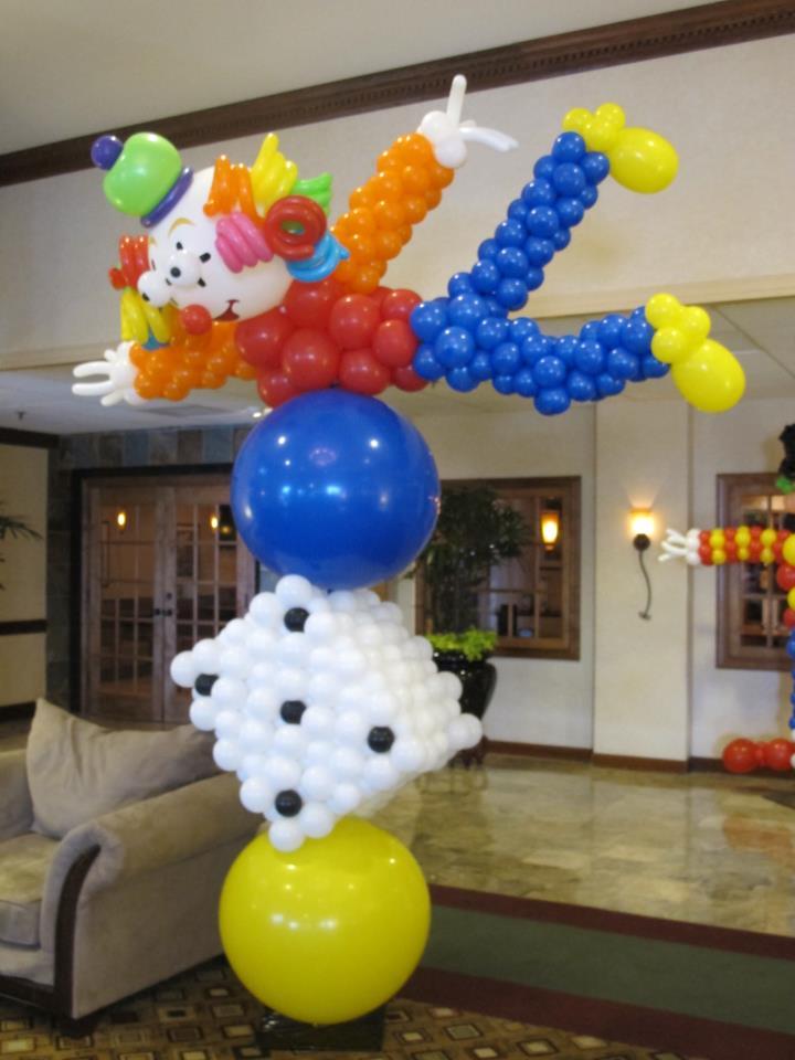 Graham – Balloon Modeller