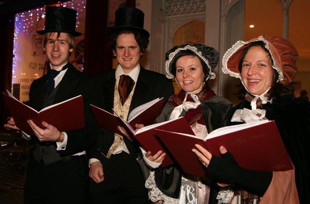 HV Singers – Carol Singers | Hertfordshire| Eastern| UK
