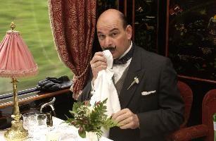 Hercule Poirot (Martin) – Lookalike | UK