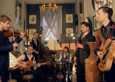 Hot Club Gypsy Jazz – Gypsy Jazz Band | UK