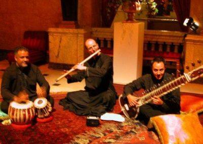 Indian: Hindi Music – Tabla and Sitar Group   London  UK
