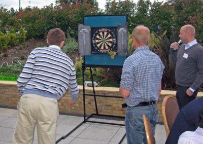 Indoor & Outdoor Darts – Competitive Game  London  UK