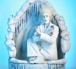 Jack Frost – Juggler & Human Statue | East Sussex| UK