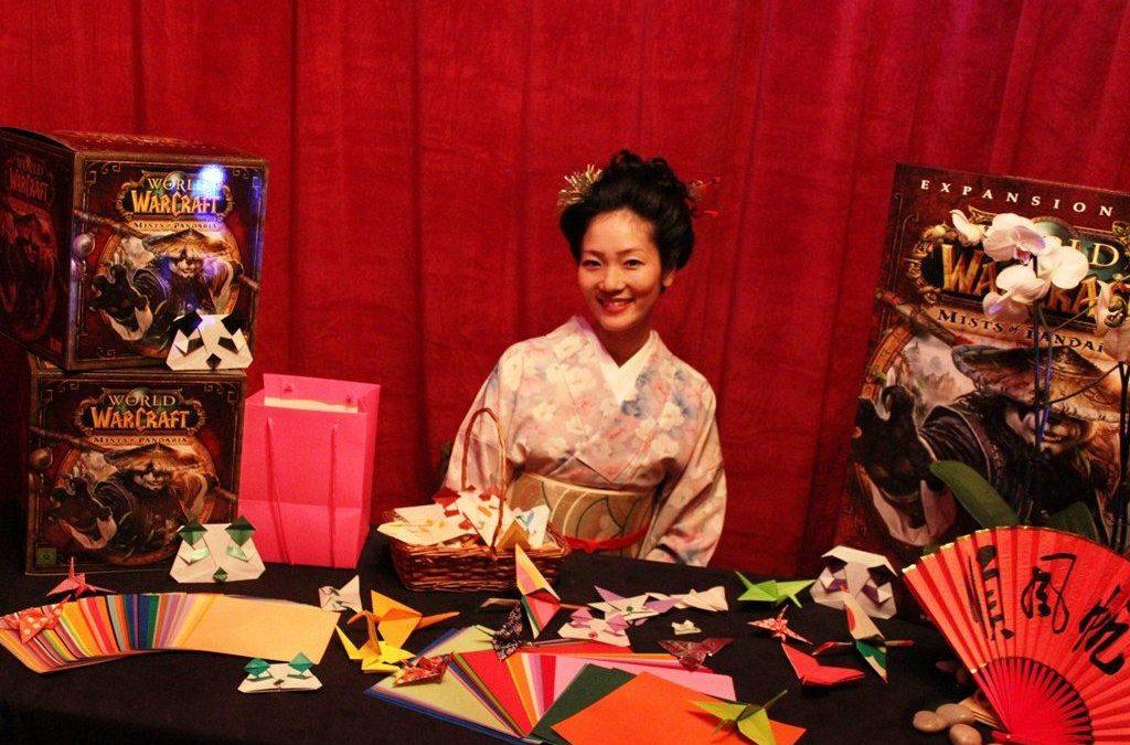 Japanese Art – Origami Artists | London| UK