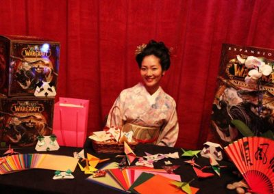 Japanese Art – Origami Artists | London| UK