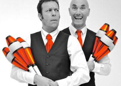 Jason & Anton – Juggling Duo | London| UK