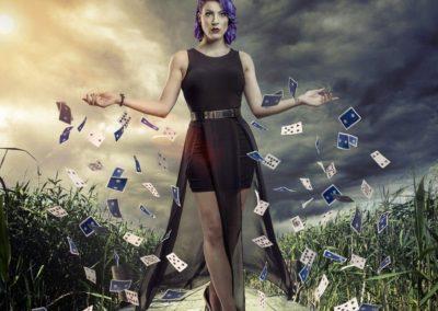 Jasz – Walkabout Magician | London | UK