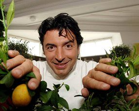Booking Agent for Jean-Christophe Novelli - Celebrity Chef