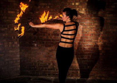 Jen The Roo – Fire Performer | West Sussex| South East| UK