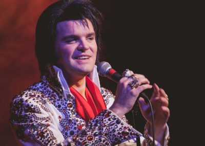 Jim Devereaux – Elvis Tribute | Surrey| South East| UK