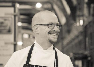 Johnnie Mountain | Chef Presenter | Australia