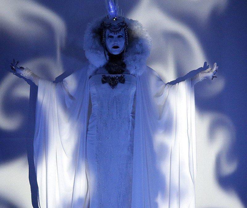 KIMATICA Studio: The Winter Spirit – Body Mapping Dance Shows | London | UK