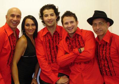 Latin: The Latin Band   London  UK