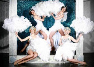 Les Follies Show Girls – Themed Dancers | Nottingham | East Midlands | UK