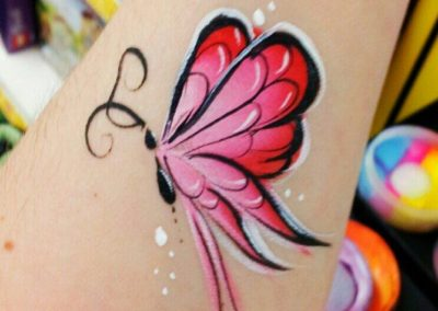 Libby – Temporary Airbrush Tattoos | Durham| North East| UK