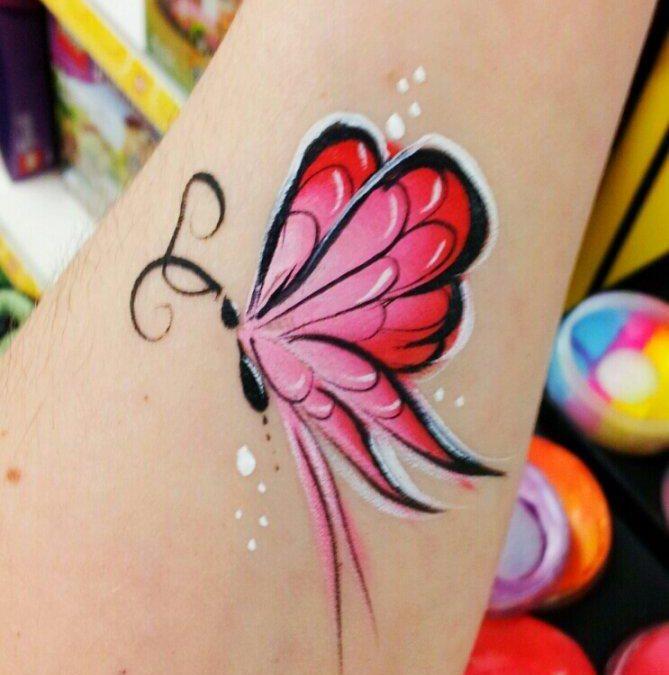 Libby – Temporary Airbrush Tattoos | Durham| North East| UK