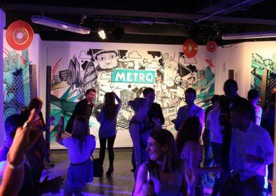 Live Art – Live Graffiti Artists | London | UK