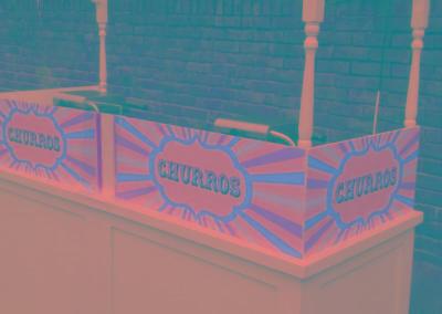 Love Carts – Churro Cart – Bedfordshire | East | UK