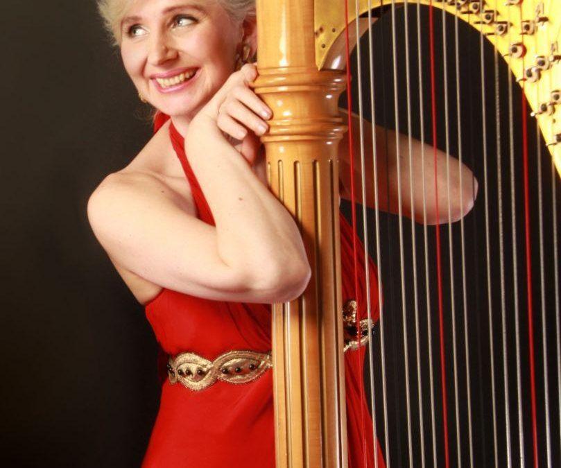 Magdalena – Acoustic Harpist & Vocalist | East Sussex| South East| UK