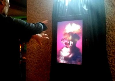 Magic Mirror – Digital Mirror Installation | London | UK