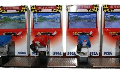 Manx TT 4 Bikes – Arcade Game | Berkshire| South East| UK
