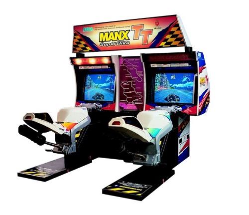 Manx TT Twin – Arcade Game   Berkshire  South East  UK