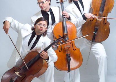 Melo-M | Cello Trio | Famous Musicians | Latvia