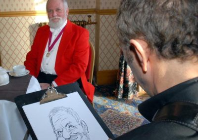 Mick – Caricaturist | West Yorkshire| Yorkshire & the Humber| UK