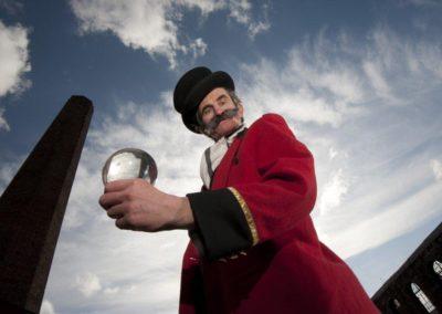 Micky – Ringmaster | Sheffield| Yorkshire & The Humber| UK