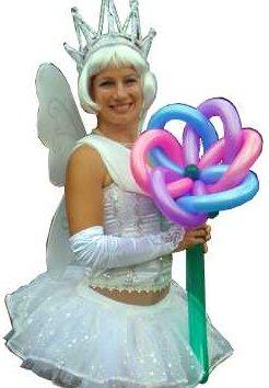 Miss Lala – Balloon Modeller