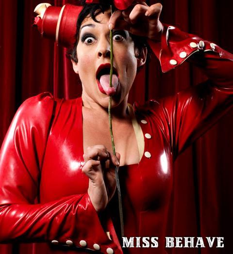 Miss Behave – Sword Swallower | Europe & Australia